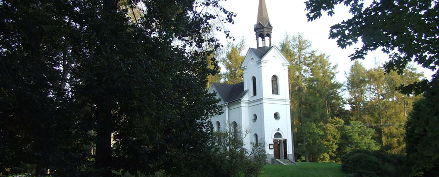 Kostel Panny Marie Lourdské